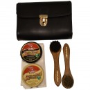 Shoe Care Kit Leather